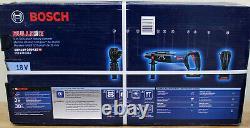 Bosch Bulldog Core 18v 1 Sds-plus Perceuse De Marteau Rotatif, Batterie Et Chargeur Gbh18v