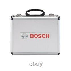 Bosch Gbh2-25d 240v Sds Plus Foreuse Rotative À Marteau 790w Gbh225d + 11 Pièces Sds Set