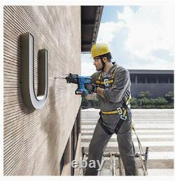 Bosch Gbh 18v-21 Marteau Rotatif Sans Fil 0611911101 Utilisé 3 Fois Garantie Bosch