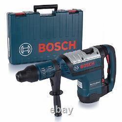 Bosch Sds-max Bohr- Und Meißelhammer Gbh 8-45dv 12,5j IM Handwerkerkoffer