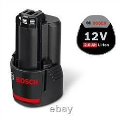 Bosch Twin Pack Gsb Combi Marteau Drill + Gdr D'impact Pilote Au Lithium-ion