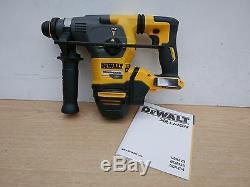Brand New Dewalt Dch333 De Flexvolt Marteau Plus Sds Drill Nu Unité