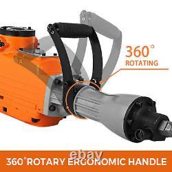Demolition Hammer Concrete Breaker Jack Marteau Drill Electric 1500w 2-chisels
