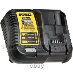 Dewalt 20v Max Xr Li-ion Brushless 2.0 Ah 3-speed 1/2 Dans Hammer Drill Driver Kit