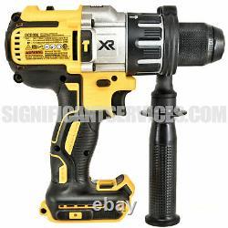 Dewalt 20v Max Xr Li-ion Brushless 5.0 Ah 3-speed 1/2 En Hammer Drill Driver Kit