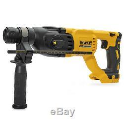 Dewalt 20v Max Xr Rotary Hammer Drill, Poignée En D, 1 Pouces, Outil Uniquement (dch133b)