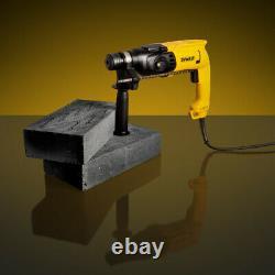 Dewalt D25033k 3 Mode 22mm Sds Hammer Perceuse 240v