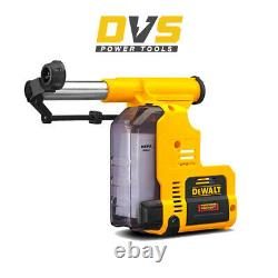 Dewalt D25303dh 18v Cordless Rotary Hammer Dust Extraction System Dch273 Dch253