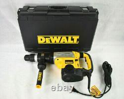 Dewalt D25762k Sds-max Bohrhammer Meißel Marteau Stemmhammer 1500w D 25762 Koffer