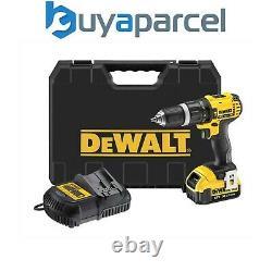 Dewalt Dcd785m1 18v Xr Compact Lithium Combi Hammer Perceuse 1x 4.0ah Lithium Batts