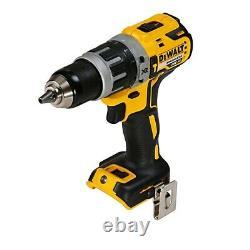 Dewalt Dcd796d2 Marteau Combi Xr Brushless Compact Drill 2 X 2.0ah Batterie