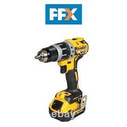 Dewalt Dcd796m1 Xr Hammer Drill Sans Brosse 18v 1 X 4.0ah Li-ion