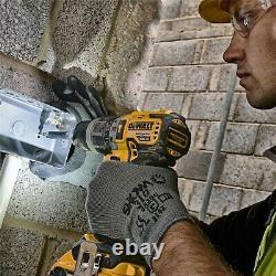 Dewalt Dcd796n 18v Xr Brushless Compact Combi Hammer Perceuse Bare + Sac