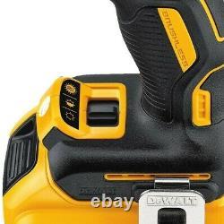 Dewalt Dcd796p2 18v Xr Brushless Compact Combi Hammer Perceuse 2 X 5.0ah Batterie