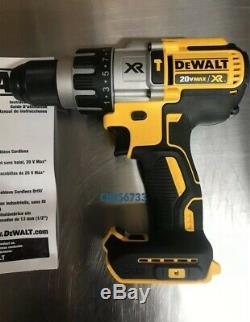 Dewalt Dcd996b Max Xr 20v Li-ion 1/2 Sans Fil Perceuse + 2.0ah Batterie