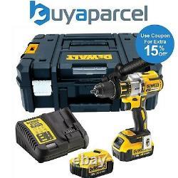 Dewalt Dcd996m2 18v Xr 3 Speed Brushless Combi Hammer 2 X 4.0ah Batteries