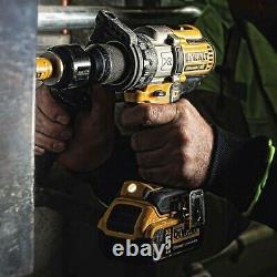 Dewalt Dcd996n 18v Xr 3 Vitesse Combi Hammer Sans Brosse Inc Poignée Latérale + Étui Tstak