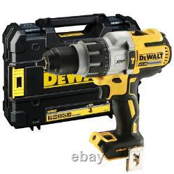 Dewalt Dcd996n 18v Xr Sans Fil 3 Speed Brushless Combi Hammer Drill + Tstak Case