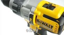 Dewalt Dcd996n Xr 3 Vitesse Brushless Combi Marteau + Poignée Latérale Rp De Dcd995n