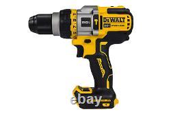 Dewalt Dcd999b 20v Max Li-ion Cordless Brushless 1/2 Po. Perceuse/conducteur De Marteaux