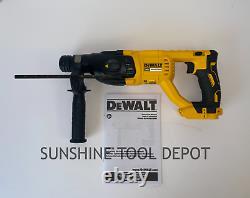 Dewalt Dch133b Xr 20v Sds 1 Perceuse Rotative D-handle Hammer (outil Seulement)