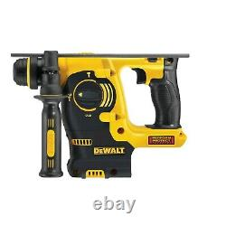 Dewalt Dch253n-xj 18v Xr 24mm Sds-plus Unité De Barde À Marteaux
