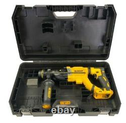 Dewalt Dch263n 18v Brushless Sds Hammer Drill 3 Mode Bare + Cas 3.0j Travaux Lourds