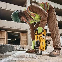 Dewalt Dch263n 18v Brushless Sds Hammer Drilling 3 Mode 3.0j Outil À Barres Lourdes