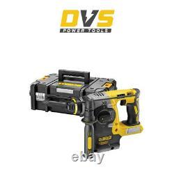 Dewalt Dch273n 18v Xr Sds+ Plus Brossé Rotatif Hammer Drill Body Only & Case