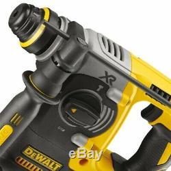 Dewalt Dch273p1 Xr Sds + Brushless Rotatif Marteau Drill + 1 X 5.0ah Batterie