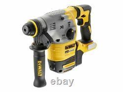 Dewalt Dch283n-xj 18v Xr Brushless 26mm 2kg Sds-plus Hammer Bare Unit