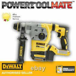 Dewalt Dch283n-xj 18v Xr Sans Brosse 26mm 2kg Sds-plus Hammer Bare Unit