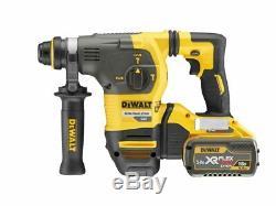 Dewalt Dch333x2 54v Xr 2x9.0ah Li-ion Flexvolt Sds Plus Hammer Drill