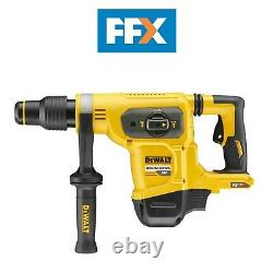 Dewalt Dch481n-xj 54v Xr Flexvolt Brushless Sds Max Hammer Bare Unit