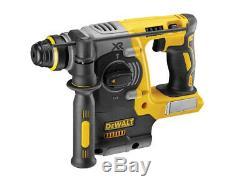 Dewalt Dck368p3t 18v Xr 3 X 5.0ah Brushless 3 Pc Kit Drill Pilote Marteau + Cas