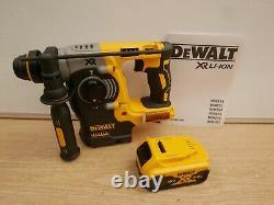 Dewalt Xr 18v Dch273 Brushless Sds Hammer Drill Bare Unit + Dcb184 5 Ah Batterie