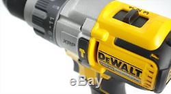 Dewalt Xrp Dcd996 De Nu H / D 3 Brushless Débit Sans Fil Marteau Perforateur Conducteur