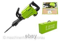 Fermeture Éclair Abbruchhammer Zi-abh1500d