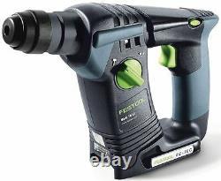 Festool Akku-bohrhammer Bhc 18 Basic Plus Systainer 574723 Grundgerät