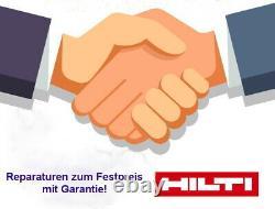 Hilti-reparaturservice Für Bohrhammer + Meißelhammer