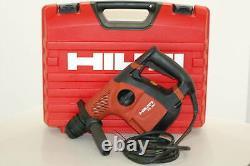 Hilti-te30 Avr Bohrhammer/ 1-a Zustand+garantie+rechnung Mit Koffer