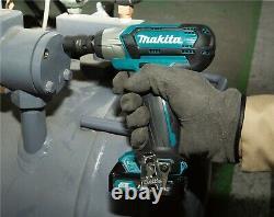 Makita 12v Cxt 3pc Kit Combi Hammer Perceuse + Conducteur D'impact + Clé D'impact 2 Batt