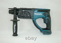 Makita 18v Dhr202z Akku Bohrhammer Bohrmaschine Kombihammer Bhr Dhr 202 Z Solo