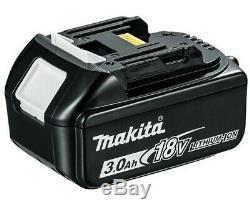 Makita Dhp453fx12 De Lithium Combi Marteau Drill + 101 Jeu De Tournevis Piece Bit