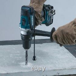 Makita Dhp458z 18v Lithium Ion Lxt Combi Hammer Drill + Makpac Case Bare Unit