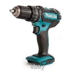 Makita Dhp482 Z 18v Lxt Combi Hammer Drill Body Only Brand New Dhp482z