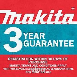Makita Dhr171z 18v Sds Sans Brosse Sans Fil Plus Corps Rotatif De Perceuse De Marteau Seulement