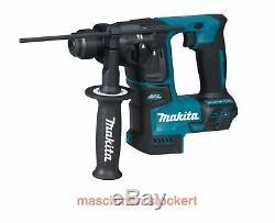 Makita Dhr171z Akku-bohrhammer 18 V Schnellwechselfutter Sds-plus Aufnahme