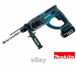 Makita Dhr202rfe Li-ion Sds Plus Rotary Hammer Drill