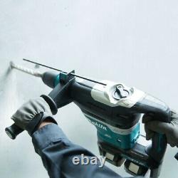 Makita Dhr400zku Twin 18v / 36v Lxt Brushless 40mm Sds Max Rotary Hammer Bare